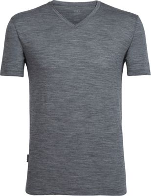 Icebreaker Men's Tech Lite SS V Neck Tee