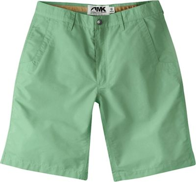 Mountain Khakis Men's Slim Fit Poplin 8IN Short