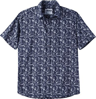 Mountain Khakis Men's Zodiac Signature Print Shirt