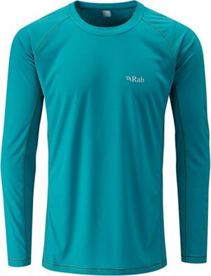 Rab Men's Interval Crew LS Tee