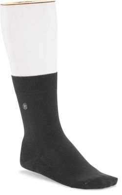 Birkestock Men's Basic Cotton Sole Sock