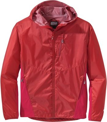 Outdoor Research Men's Helium Hybrid Hooded Jacket