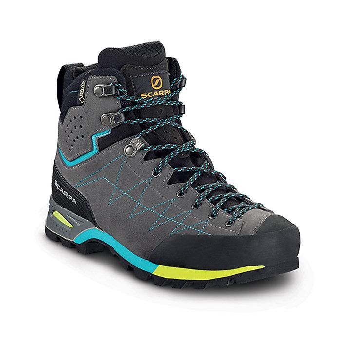 Scarpa Womens Zodiac Plus Gtx Wmn Hiking Backpacking Boot