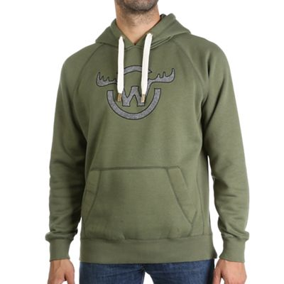 Moosejaw Men's Fearsome Critter Premium Pullover Hoody