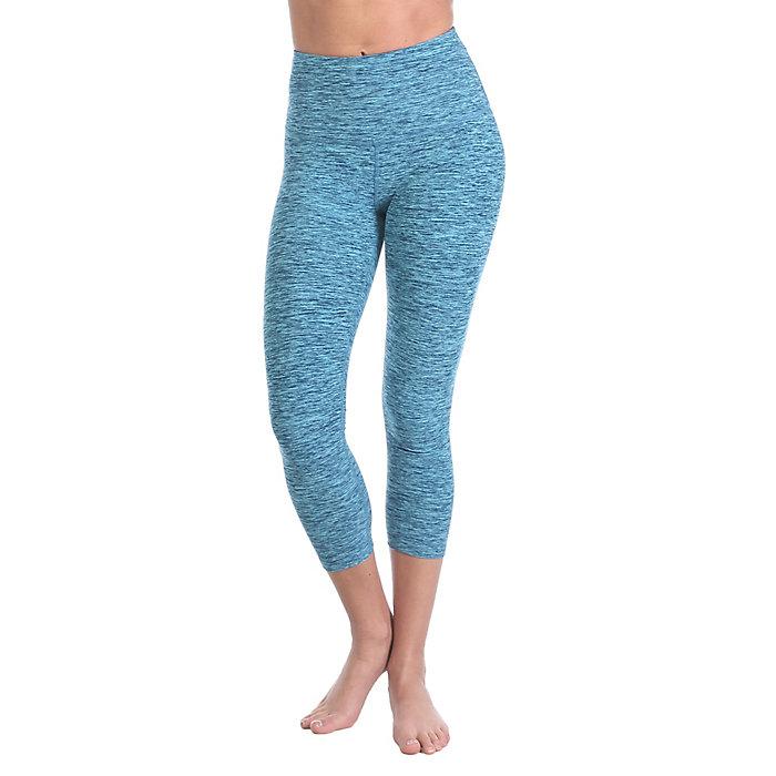 31f749dfbf97b9 Beyond Yoga Women's Spacedye High Waist Capri Legging - Moosejaw