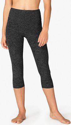 Beyond Yoga Women's Spacedye High Waist Capri Legging