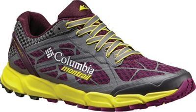 Montrail Women's Caldorado II Shoe. PURPLE