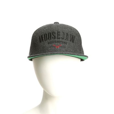 Moosejaw Wooly Bully Wool Snapback Hat