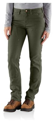 Carhartt Women's 1889 Slim Fit Canvas Dungaree Pant