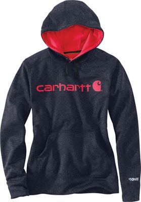 Carhartt Women's Force Extremes Signature Graphic Hooded Sweatshirt