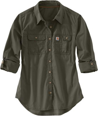 Carhartt Women's Force Ridgefield Shirt