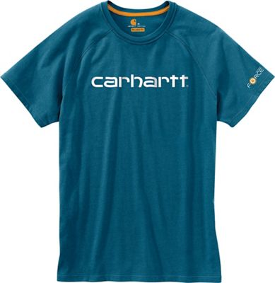 Carhartt Men's Force Cotton Delmont Graphic SS T-Shirt