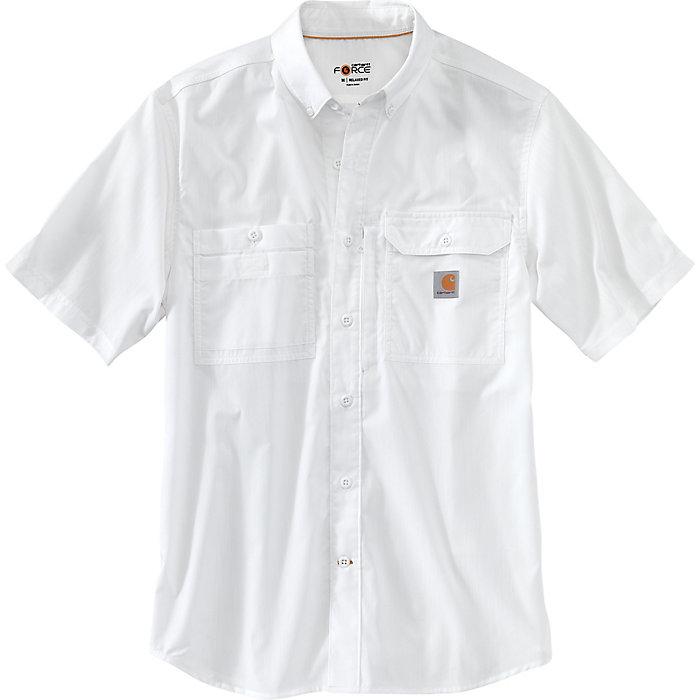 14f87880 Carhartt Men's Force Ridgefield Solid SS Shirt - Moosejaw