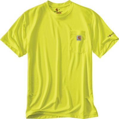 Carhartt Men's High-Visibility Force Color Enhanced SS T-Shirt