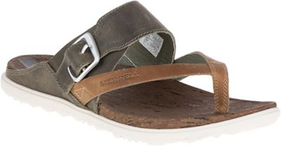 Merrell Women's Around Town Thong Buckle Sandal