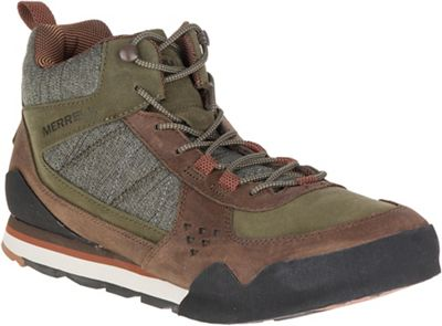 Merrell Men's Burnt Rock Mid Shoe