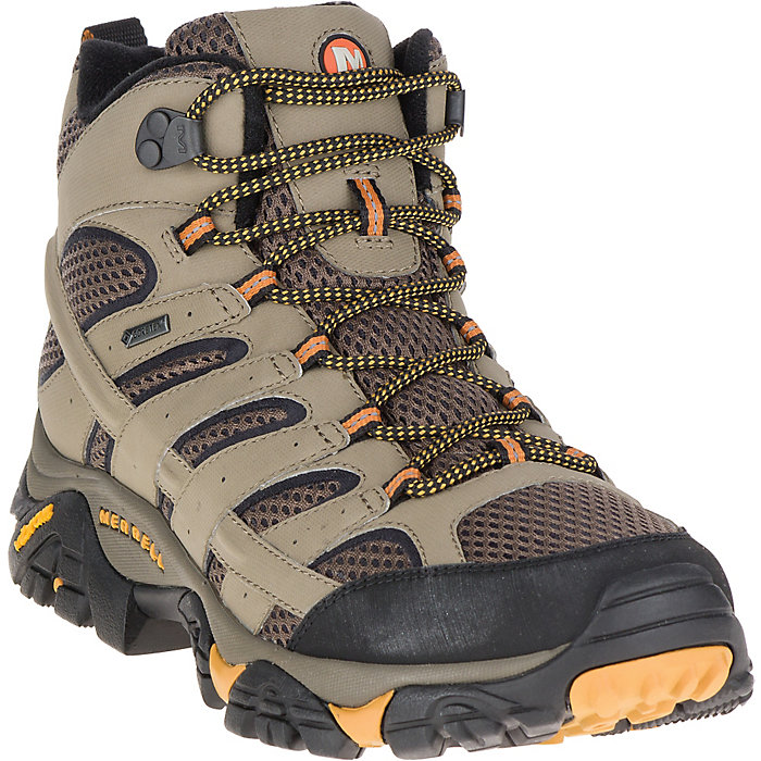 992fcf83 Merrell Men's MOAB 2 Mid Gore-Tex Boot - Moosejaw
