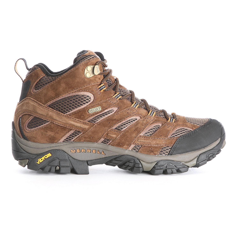 Merrell Mens Moab 2 Waterproof Hiking Shoe