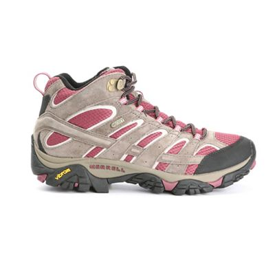 merrell moab 2 gore-tex womens pink