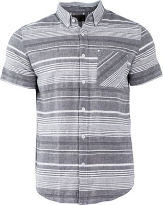 United By Blue Men's Ridgerunner Stripe SS Shirt
