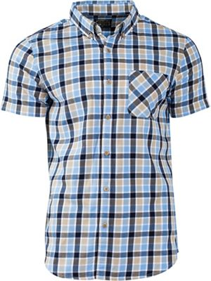 United By Blue Men's Rogers Plaid SS Shirt