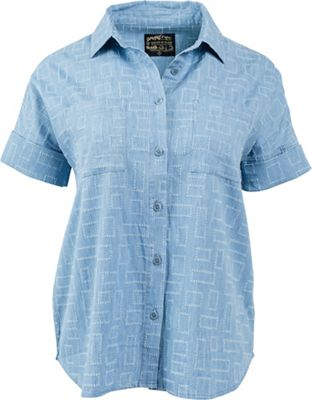 United By Blue Women's Sandstone Block Shirt