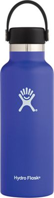 Hydro Flask 18oz Standard Mouth Insulated Bottle With Standard Flex Cap