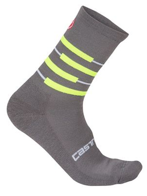 Castelli Men's Incendio 15 Sock