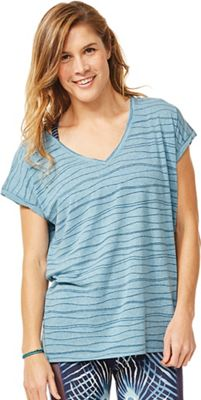 Carve Designs Women's Oregon V-Neck Top