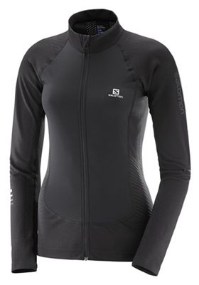 Salomon Women's Lightning Pro Full Zip Midlayer Jacket