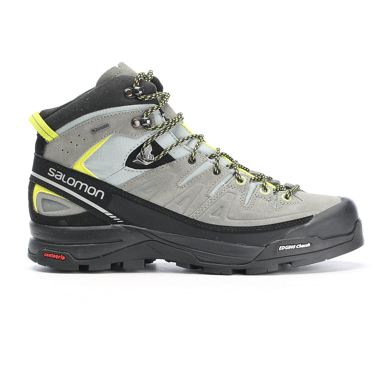 f02e2ba954 Salomon Men's X Alpine Mid Leather GTX Boot