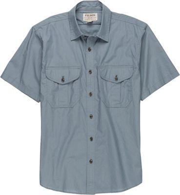 Filson Men's Short Sleeve Feather Cloth Shirt