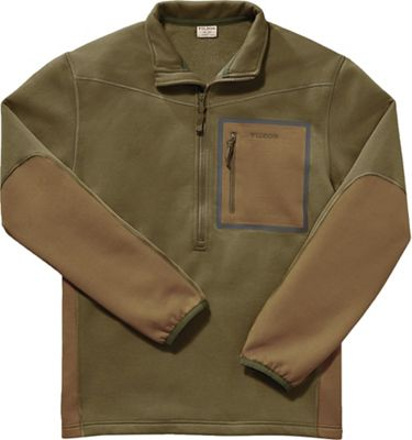 Filson Men's Shuksan 1/2 Zip Fleece Top