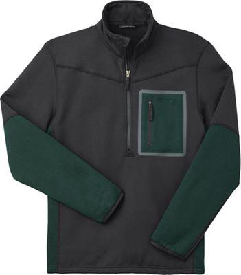 Filson Men's Shuksan 1/2 Zip Fleece Top