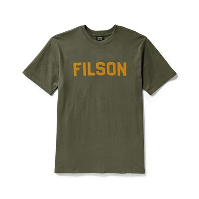 Filson Men's Short Sleeve Outfitter Graphic T-Shirt