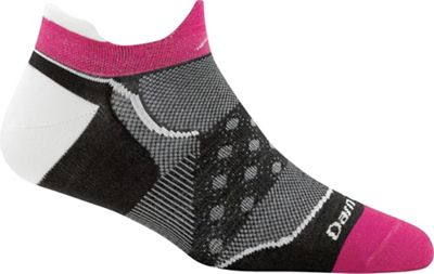 Darn Tough Women's Dot No Show Tab Ultra-Light Sock
