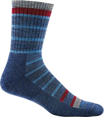 Darn Tough Kids' Via Ferrata Jr. Micro Crew Light Cushion Sock