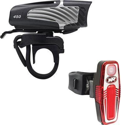 NiteRider Lumina Micro 450 & Sabre 50 Combo Bike Light