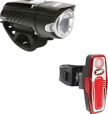 NiteRider Swift 350 & Sabre 50 Combo Bike Light