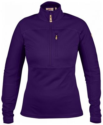 Fjallraven Women's Abisko Trail Pullover Top