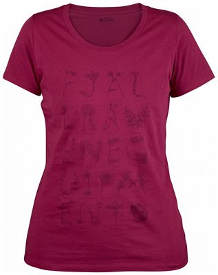 Fjallraven Women's Alphabotanical T-Shirt