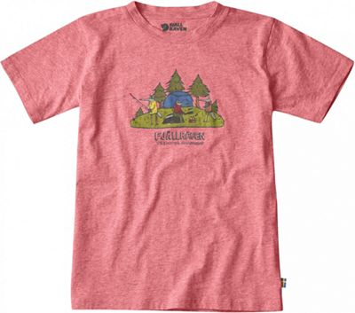 Fjallraven Kids' Camping Foxes T-Shirt