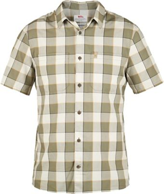 Fjallraven Men's High Coast Big Check SS Shirt