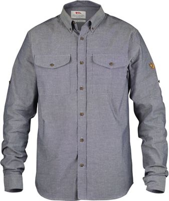 Fjallraven Men's Ovik Chambray Shirt