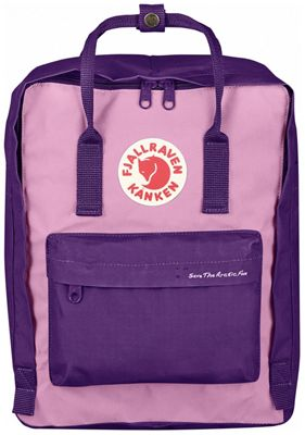 Fjallraven Save The Arctic Fox Kanken Pack