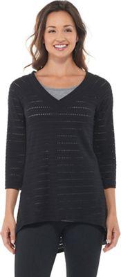 Stonewear Designs Women's Drishti Eyelet Pullover Top