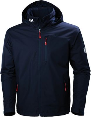 Helly Hansen Men's Crew Hooded Midlayer Jacket