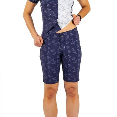Shebeest Women's Skinny Americano Short