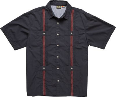 Howler Bros Men's Guayabera Shirt