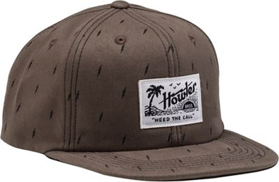 Howler Bros Lightning Bolts Snapback Hat